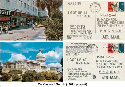 On Kawara, I Got Up (1968 - present).jpg